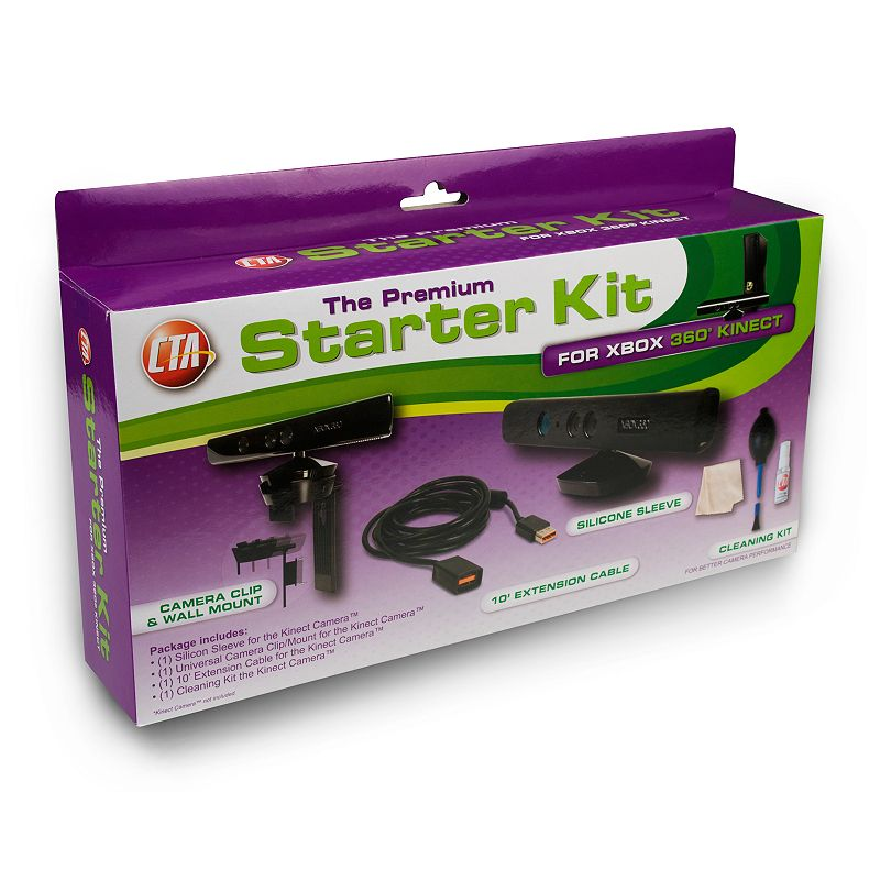 Xbox 360/Kinect Premium Starter Kit
