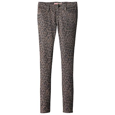 Squeeze Cheetah Knit Jeggings - Girls 7-14