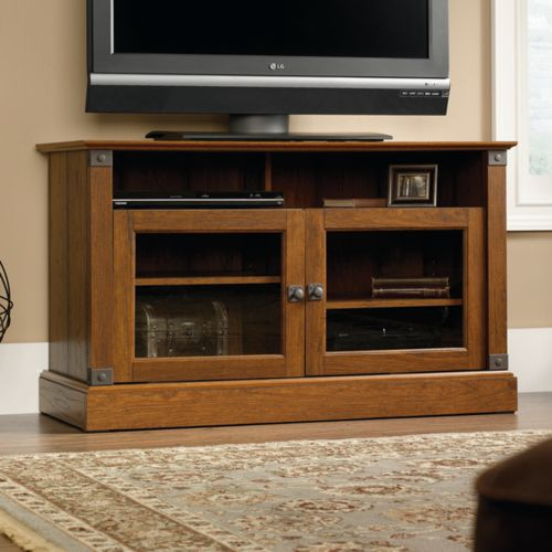 Sauder Carson Forge TV Stand