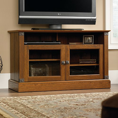 Sauder Carson Forge TV Stand