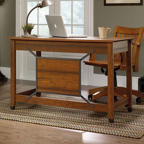 Sauder Carson Forge Writing Desk