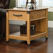 Sauder Registry Row Side Table