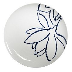 Nikko Artist Blue Serving Platter