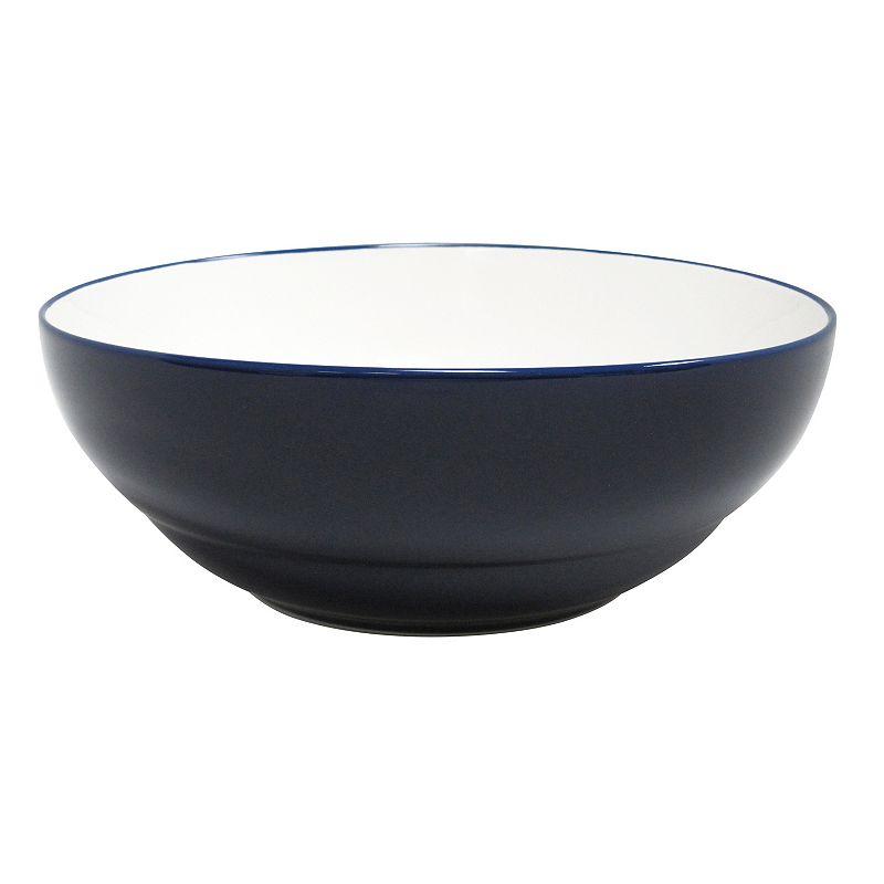 Nikko Artist Blue Vegetable Bowl