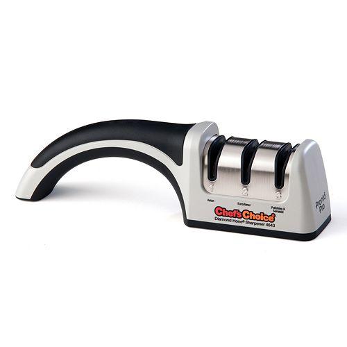 Chef'sChoice M4643 ProntoPro Diamond Hone Manual Knife Sharpener
