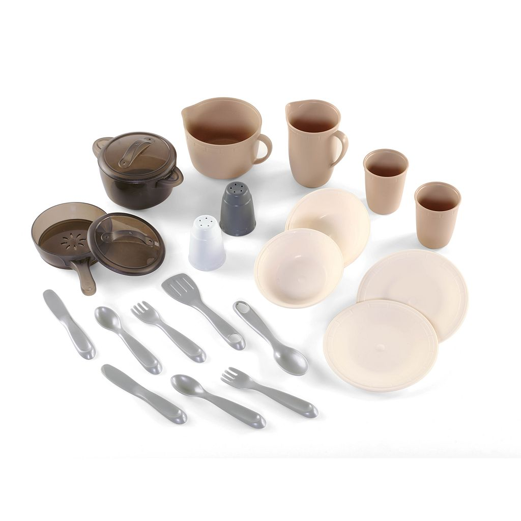 Step2 LifeStyle Dining Room & Pots & Pans Set