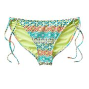 Mudd Mosaic Scoop Bottoms