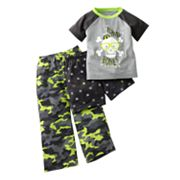 Jumping Beans Funny Bones Pajama Set - Toddler