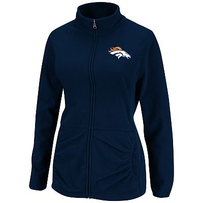 Denver Broncos Game Theory IV Microfleece Jacket - Women