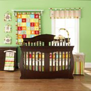 TOO GOOD by Jenny McCarthy A-Z 4-pc. Crib Set