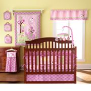 TOO GOOD by Jenny McCarthy Selvalicious 8-pc. Crib Set