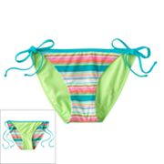 SO Striped Reversible Scoop Bottoms
