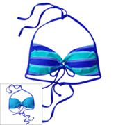 SO Reversible Halter Bikini Top