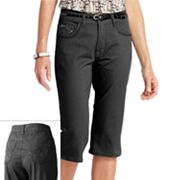 Gloria Vanderbilt Vivian Slimming Denim Skimmer Pants