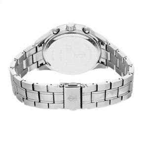 Jennifer Lopez Women's Crystal Stainless Steel Chronograph Watch