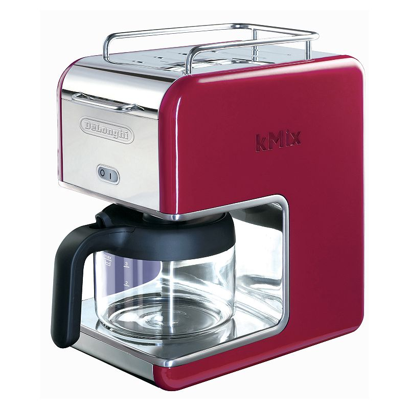 DeLonghi KMix 5-Cup Coffee Maker