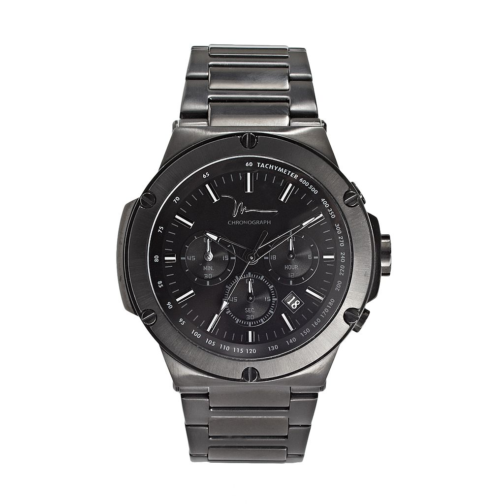 Marc Anthony Men's Stainless Steel Chronograph Watch