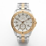 Marc Anthony Stainless Steel Two Tone Watch - Men