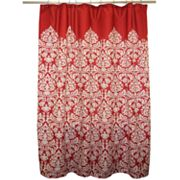 Waverly Essence Lipstick Fabric Shower Curtain