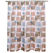 Famous Home Fashions Sing Shower Curtain