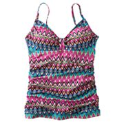 Apt. 9 Ruched Tankini Top