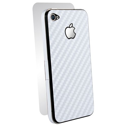 Bodyguardz Armor Carbon Fiber Iphone 4 Skin
