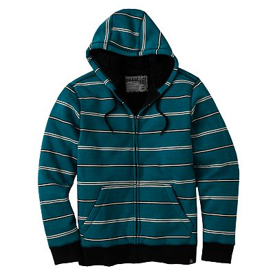 Machine Sherpa-Lined Hoodie - Men