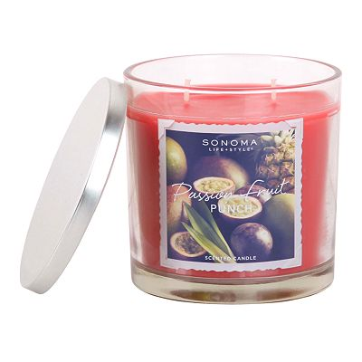 SONOMA life + style 14-oz. Passion Fruit Punch Jar Candle