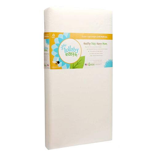 Lullaby Earth Superlightweight Crib Mattress