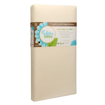 Lullaby Earth 2-Stage Superlightweight Crib Mattress