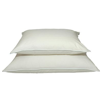 Good Housekeeping PrimaLoft 2-pk. Down-Alternative Jumbo Pillows