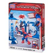 The Amazing Spider-Man Oscorp Spider Lab Set by Mega Bloks