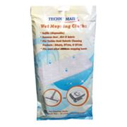 Techko Maid Wet Replacement Cleaning Sheets