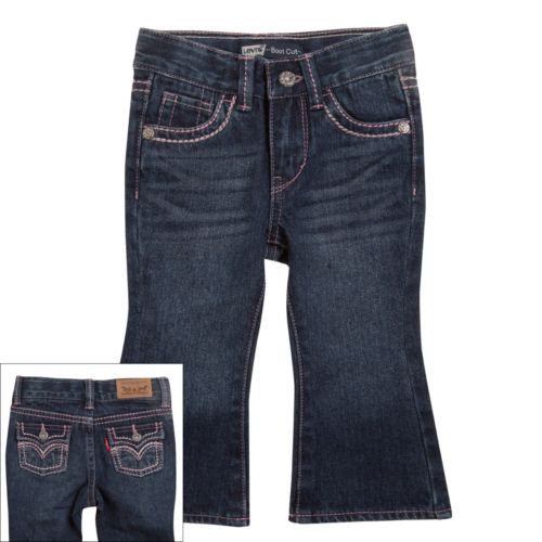 Levi's Taylor Bootcut Jeans - Baby