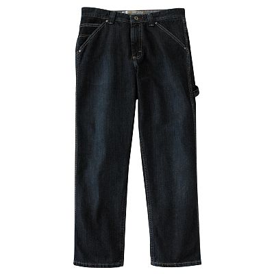 Lee Dungarees Carpenter Jeans - Boys 8-20 Husky
