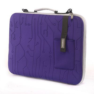RaniPak 16-in. Laptop Sleeve with Shoulder Straps