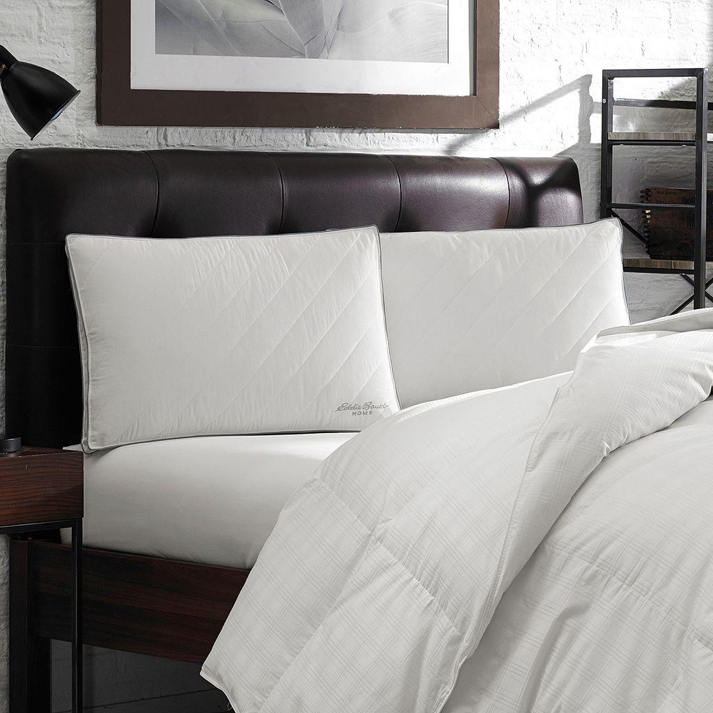 Eddie Bauer Quilted 2-pk. Standard Pillows
