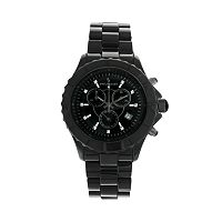 Peugeot Men's Ceramic Crystal Chronograph Watch - PS968