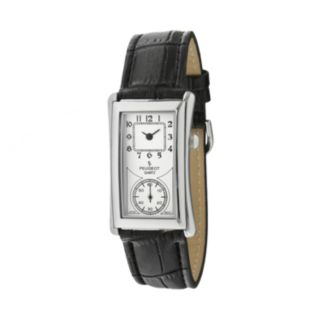 Peugeot Men's Leather Watch - 2038S