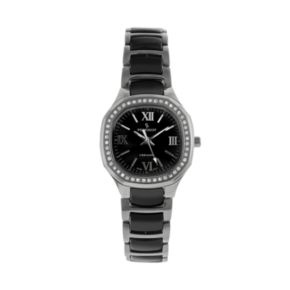 Peugeot Women's Crystal Watch - PS4906BS