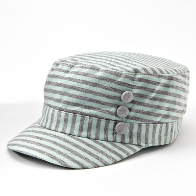 SONOMA life and style Striped Cadet Hat