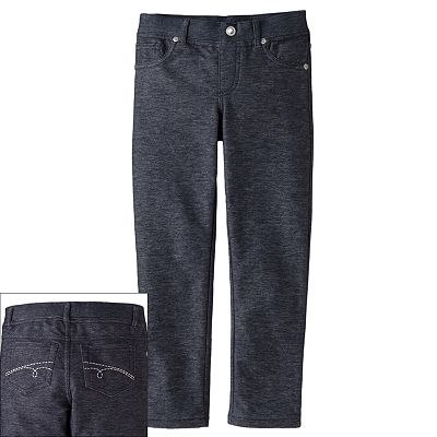 SONOMA life + style Denim Jeggings - Girls 4-7