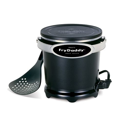 presto deep fryer instructions