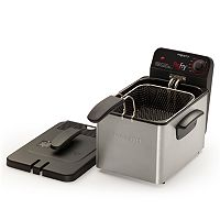 Presto ProFry Stainless Steel Deep Fryer