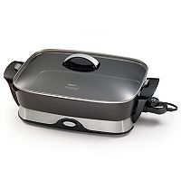 Presto 16-in. Electric Foldaway Skillet