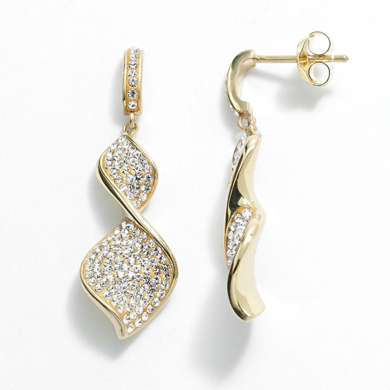 pink swarovski elements jewelry kohl s