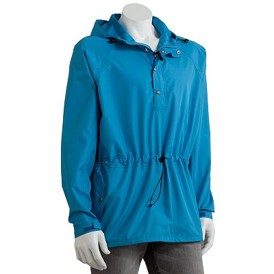 Chaps Explorer Hooded Performance Jacket - Big and Tall