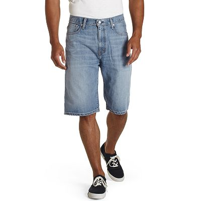 Levi's 569 Loose Straight Shorts - Men