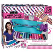 Fashion Angels Wrist Twist Bracelet Maker