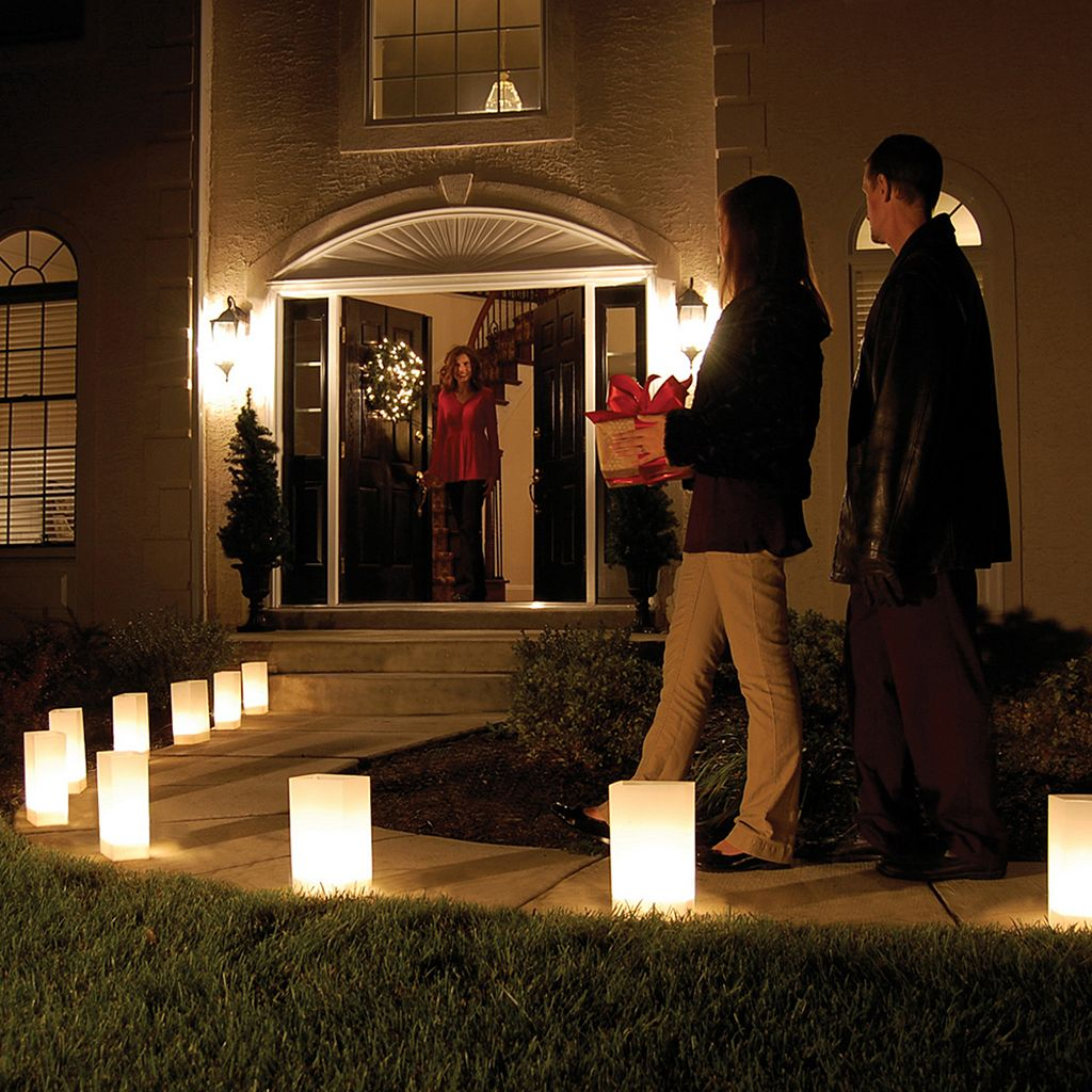 LumaBase 10-pk. Electric Luminarias